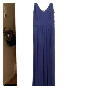 GAP MAX DRESS- BLUE